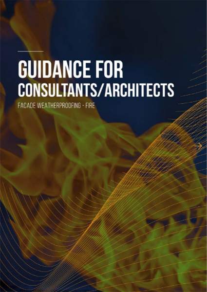Guidance for Consultants/Architects Facade Weatherproofing - FIRE_ Cold Climates