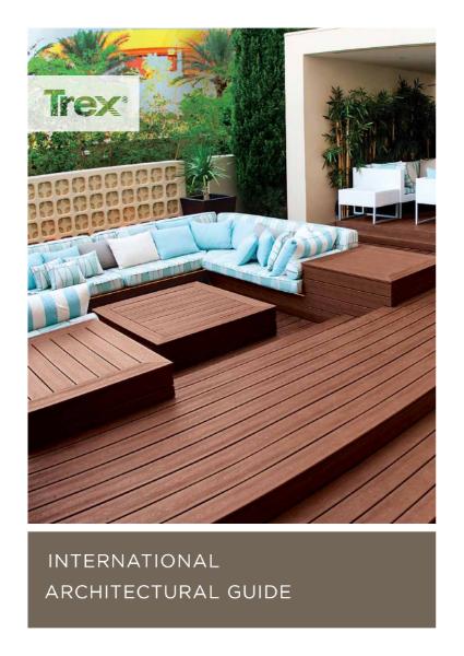 Trex Architectural Guide