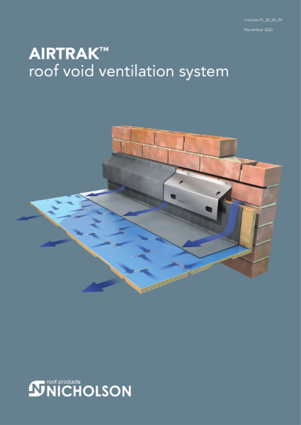 AIRTRAK Roof Void Ventilation System 2020