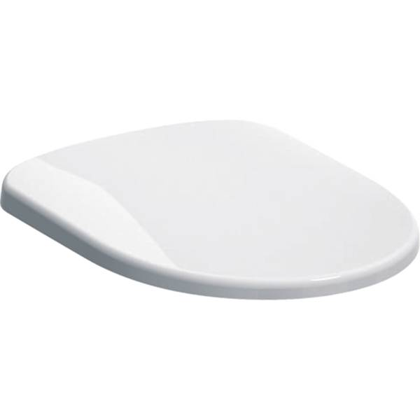 Selnova Compact WC seat, fastening from above