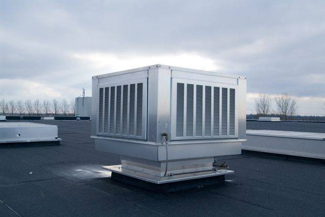 CoolStream S evaporative cooling and ventilation system
