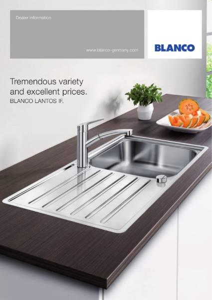 BLANCO Lantos Sinks