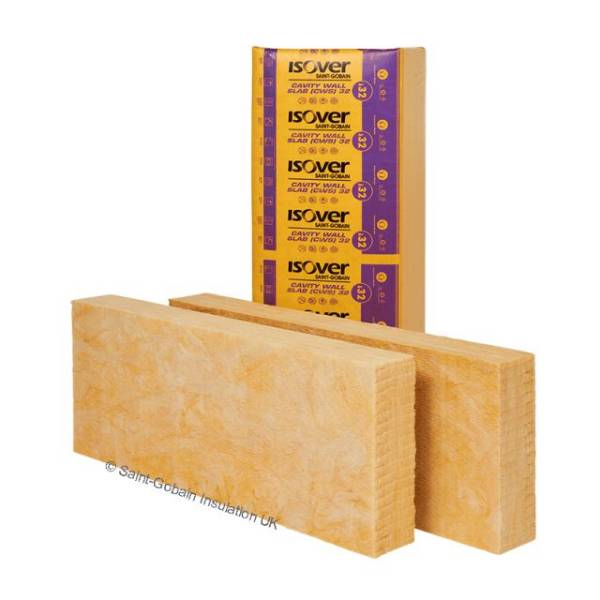 ISOVER Cavity Wall Slab (CWS) 32