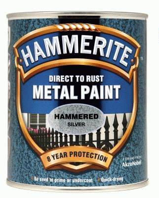 Direct to Rust Metal Paint Hammered Finish