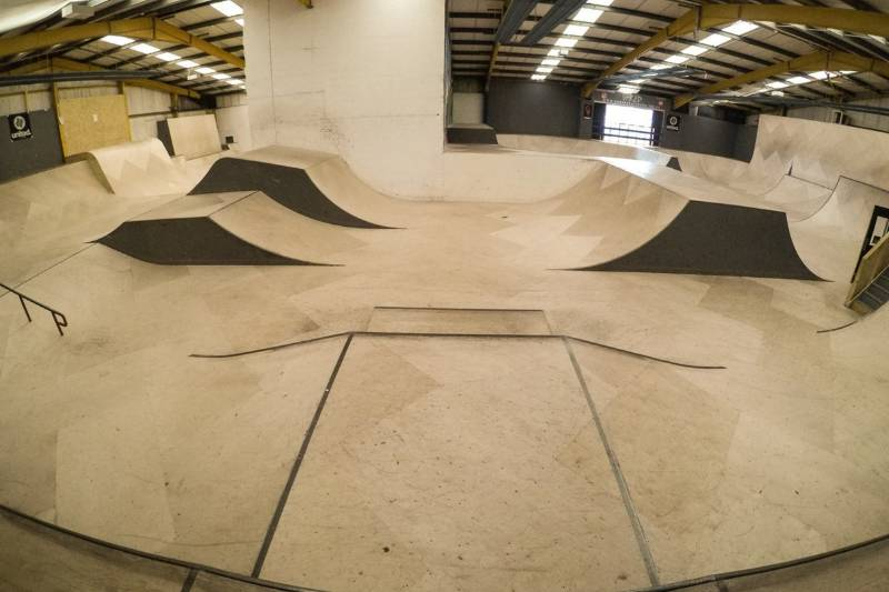 New skatepark puts Norbord's SterlingOSB through its paces