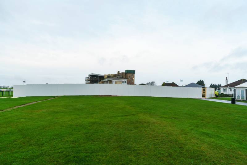 SMARTPLY the durable choice for multimillion pound grandstand at Bath Racecourse