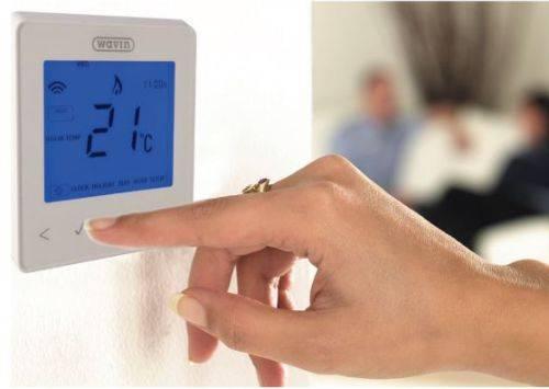 Hep2O Underfloor Heating - Controls