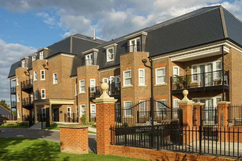 Cascade Strikes a Balance Between Old and New at Hampton Grange Development in Bromley