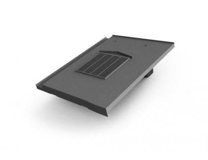 Glidevale Protect Universal Flat Interlocking Tile Ventilator