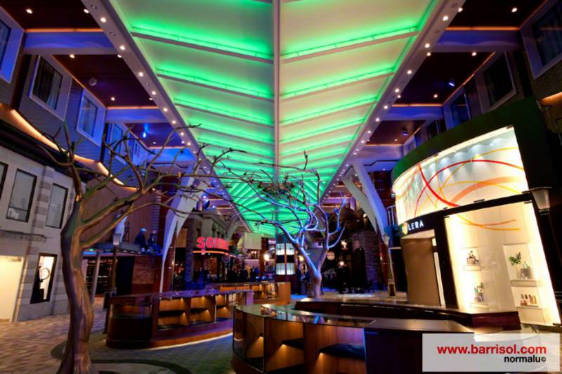 Barrisol IMO - Oasis of the Seas - Finland