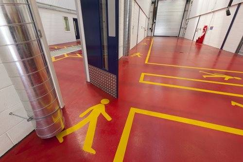 Altro Line Marking System