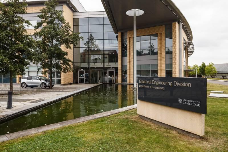 Cambridge University, Engineering Department