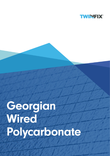 Georgian Wired Polycarbonate Brochure