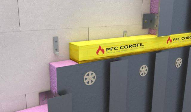 PFC Corofil VFB+ Open State Cavity Barrier
