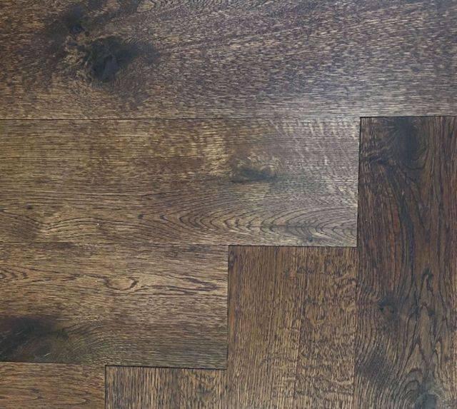 15 mm Oiled Oak Parquet Blocks