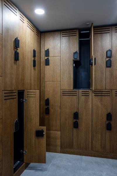 Octave Lockers - 1 Tier
