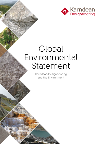 Karndean Designflooring Global Environmental Statement
