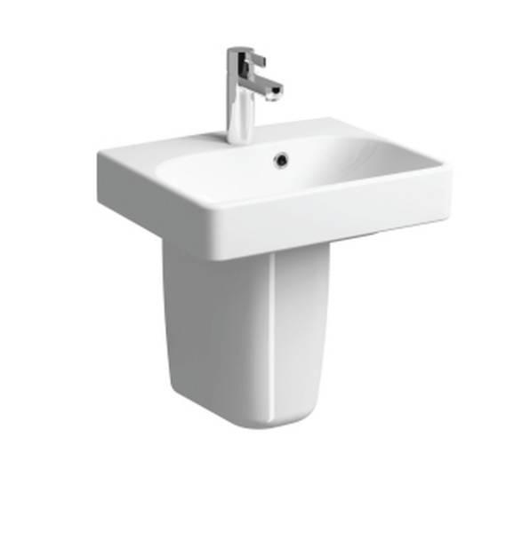 E500 Square 450 Hand Rinse Basin