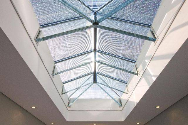 The Multi-Panel Fixed Skylight