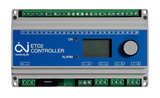 Type ETO2 Controller