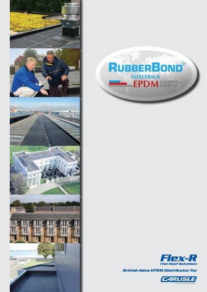 RubberBond Contractors Brochure