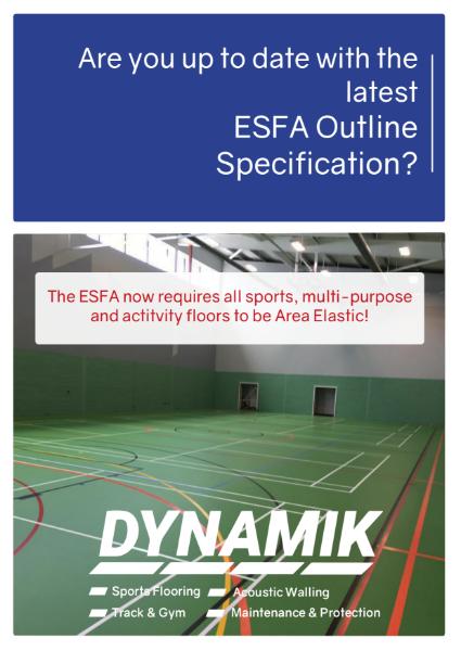 DYNAMIK - ESFA Guidelines
