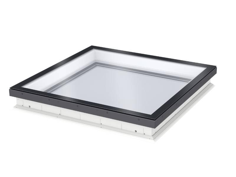 CFU Fixed Flat Roof Window, Flat Glass