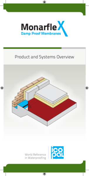 Monarflex Damp Proof Membranes - Product and Systems Overview