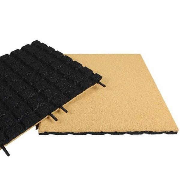Castleflex EPDM Rubber Tiles