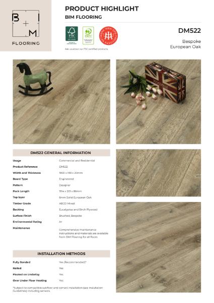 Product Highlight - Designer DM522