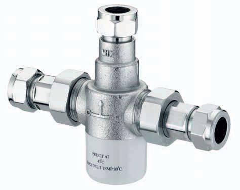 Thermostatic Mixing Valve MT503CP