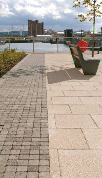 Charnwood Textured Paving