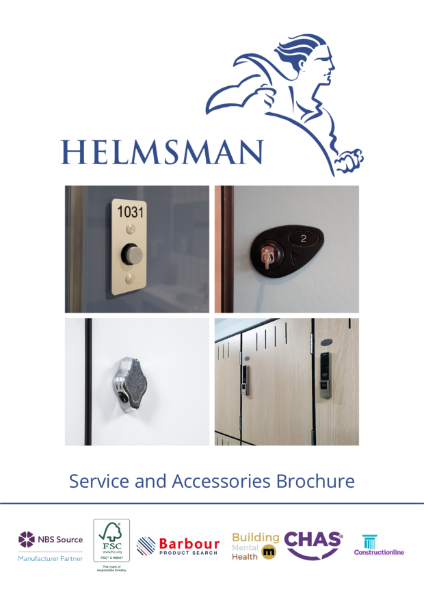 Service and Accessories Brochure