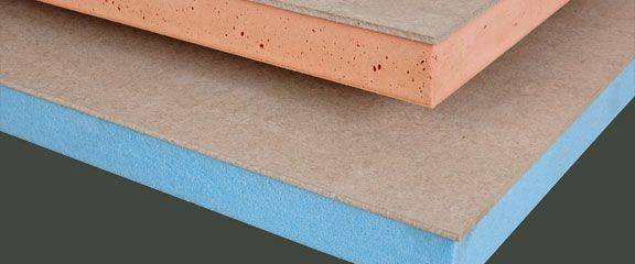 Speedline Soffit Liner Building Board