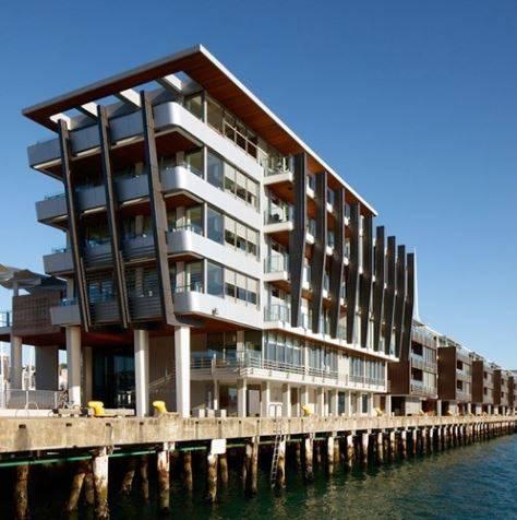 Clyde Quay Wharf, NZ