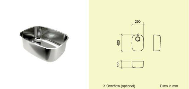 Sink Bowl T29