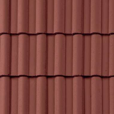 Russell Double Roman Roof Tile