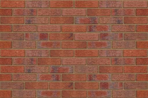 Calderstone Claret - Clay bricks