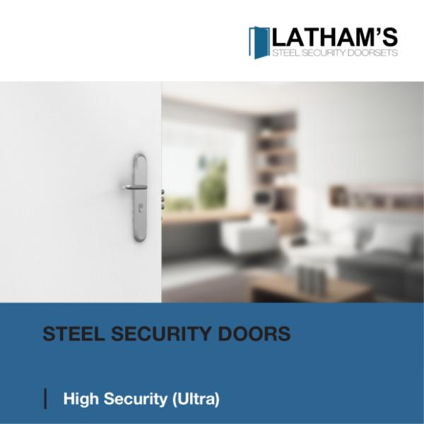 High Security (Ultra) Door Brochure - Flush