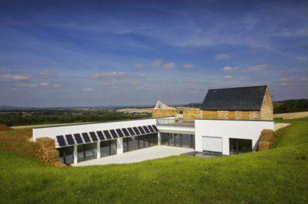 Underhill House - Englands first Passivhaus