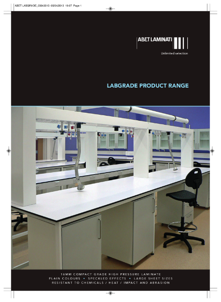 Labgrade Product Information