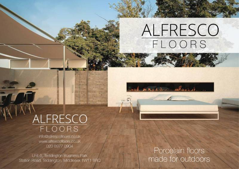 Alfreso Brochure - 20mm Porcelain Paving