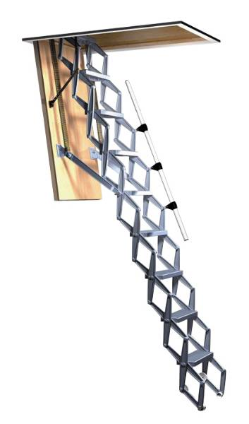 Bilco Ladders BL-ZBOX - Retractable Ladder with insulated trapdoor