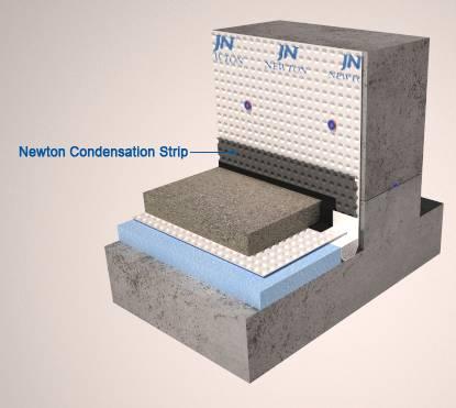 Newton Condensation Strip
