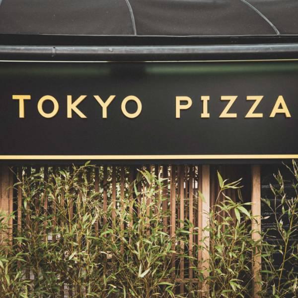TOKYO PIZZA, LONDON