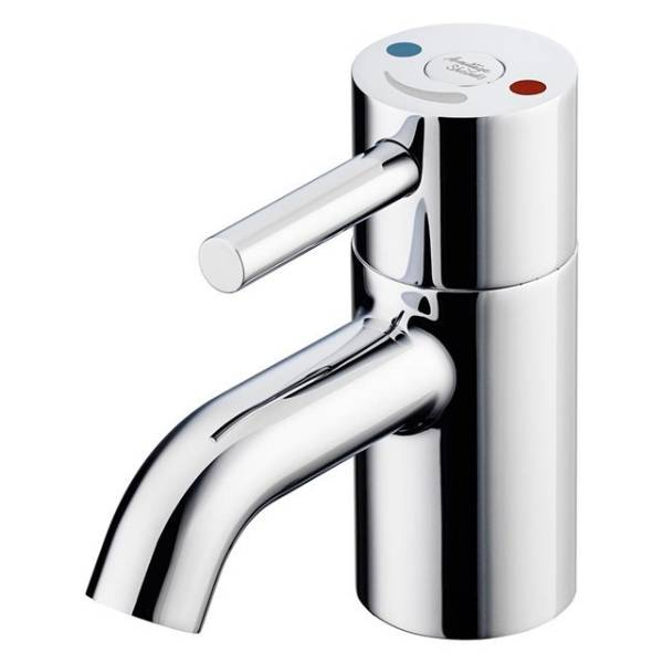 Contour 21+ Outline 1 Hole Thermostatic Basin Mixer