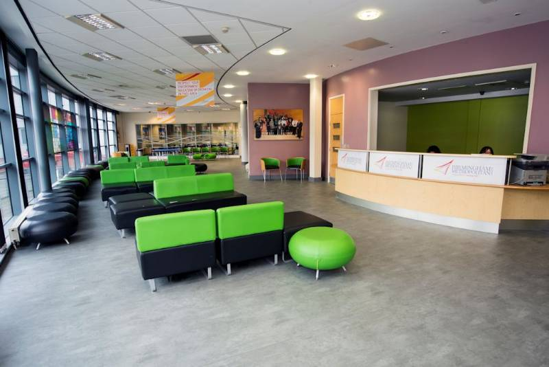 Polyflor flooring adds urban edge to BMet