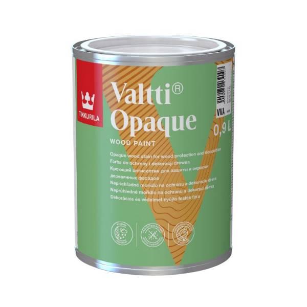 Valtti Opaque - satin exterior wood paint