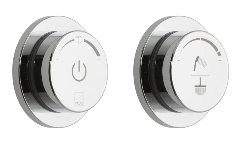 Sensori SmartDial Dual Outlet Digital Shower Control