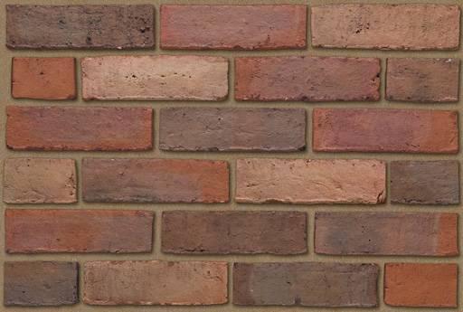 Borrowdale Blend - Clay bricks